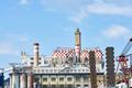 electric power plant in  genova - PhotoDune Item for Sale