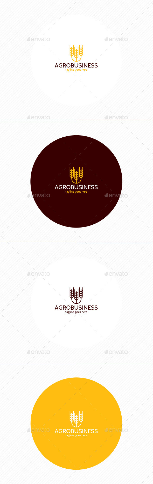 GraphicRiver Agro Business Logo 11565218