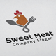 Sweet Meat Logo - GraphicRiver Item for Sale