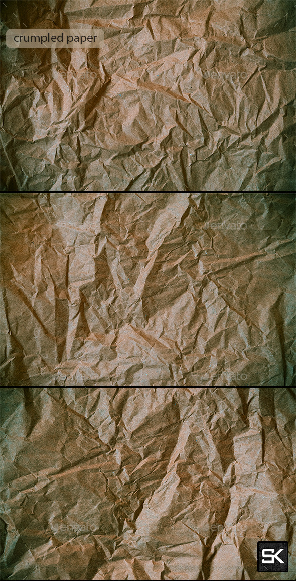GraphicRiver Crumpled Paper 11565992