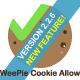 WeePie Cookie Allow - EU Cookie Law Compliance Plugin - CodeCanyon Item for Sale