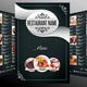 Restaurant Menu #5 - GraphicRiver Item for Sale