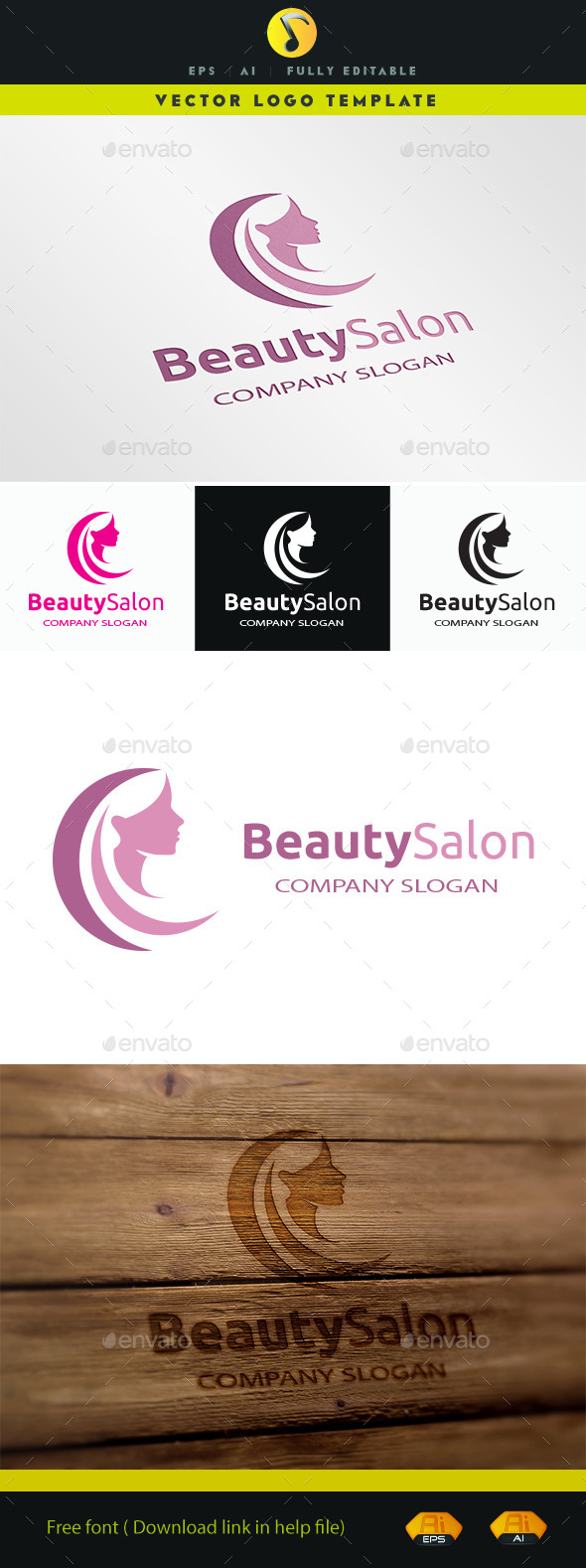 GraphicRiver Beauty Salon 11569390