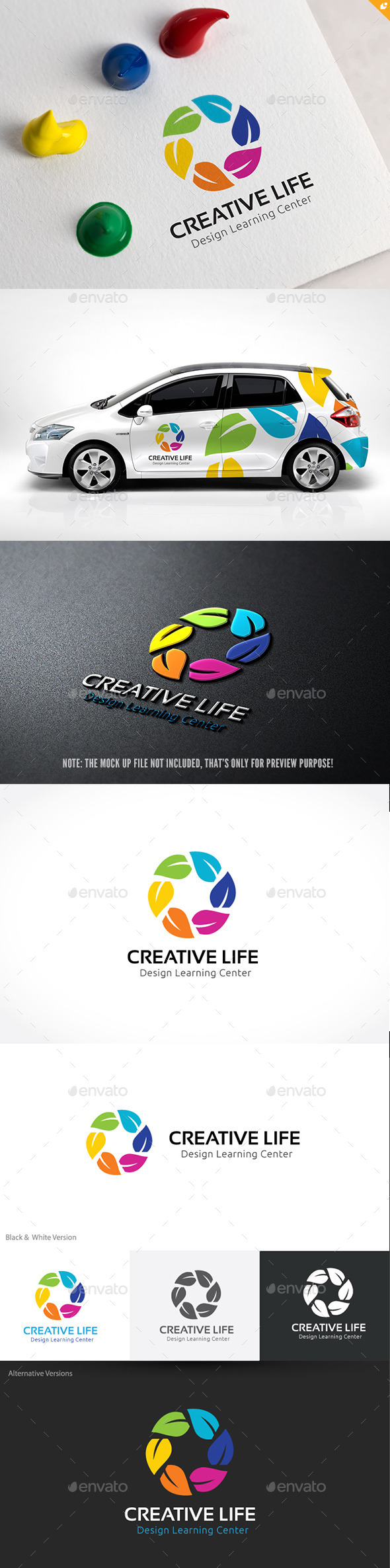 GraphicRiver Creative Life 11569677