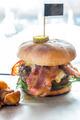 Angus beef Hamburger - PhotoDune Item for Sale