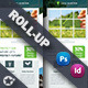 Green Energy Roll-Up Templates - GraphicRiver Item for Sale
