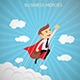 Business Heroes - GraphicRiver Item for Sale