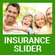 Life Insurance Slider - GraphicRiver Item for Sale