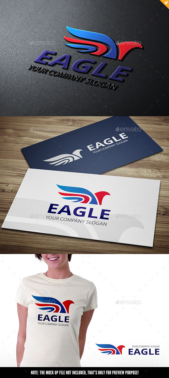 GraphicRiver Eagle 11577292