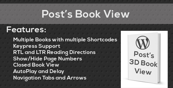 CodeCanyon Posts Flip Book 11556588