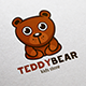 Teddy Logo Template - GraphicRiver Item for Sale