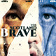A3 Poster Film Template The Scotland Brave  - GraphicRiver Item for Sale