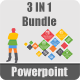 3 In 1 Powerpoint Bundle - GraphicRiver Item for Sale