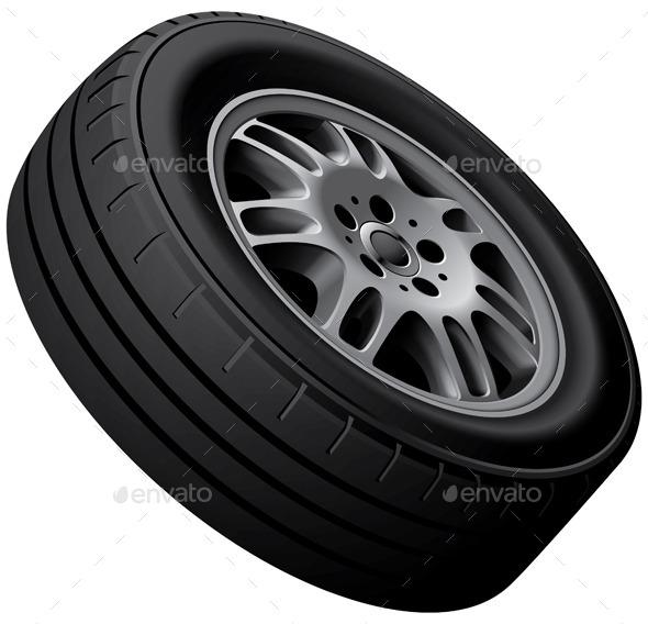 GraphicRiver Wheel 11578872