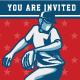 Baseball Theme Invitation Template - GraphicRiver Item for Sale