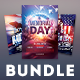 Memorial Day Flyer Bundle - GraphicRiver Item for Sale