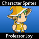 AFR Tiny Character Sprite - Apprentice Mage - GraphicRiver Item for Sale