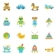 Toys Flat Icon - GraphicRiver Item for Sale