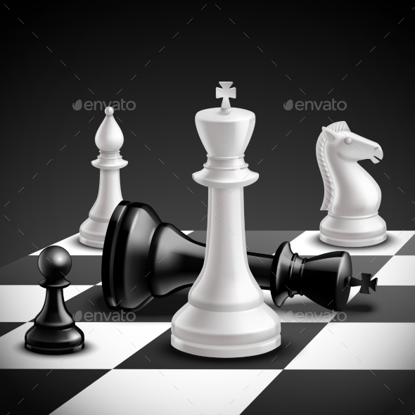 GraphicRiver Chess Game Realistic 11579894