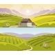Mountain Landscape Banner Set - GraphicRiver Item for Sale