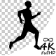 Athlete Man Sprinting - VideoHive Item for Sale