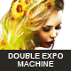 Double Exposure Machine - GraphicRiver Item for Sale