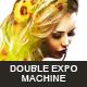 Double Exposure Machine - GraphicRiver Item for Sale