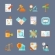 Legal Compliance Icons Set - GraphicRiver Item for Sale