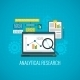 Data and Analytical Research Icon - GraphicRiver Item for Sale