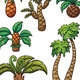 Prehistoric Plants - GraphicRiver Item for Sale