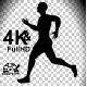 Super Slow Motion Athlete Man Sprinting - VideoHive Item for Sale