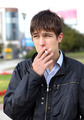 Young Man smoking Cigarette - PhotoDune Item for Sale