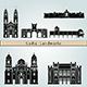Cadiz Landmarks and Monuments - GraphicRiver Item for Sale
