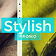 Dynamic Stylish Promo - VideoHive Item for Sale