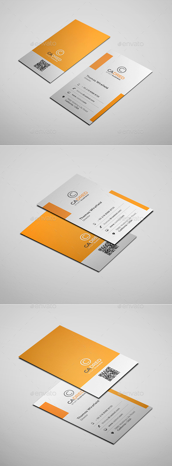 GraphicRiver Business Card Vol 12 11582237