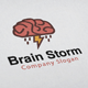 Brain Storm V2 Logo - GraphicRiver Item for Sale