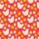 Easter Seamless Pattern with Chicks and Hens - GraphicRiver Item for Sale