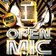 Open Mic Party - GraphicRiver Item for Sale