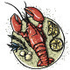 Lobster Dish - GraphicRiver Item for Sale
