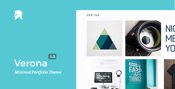Verona - WordPress Portfolio Template