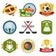 Sports Logo Set - GraphicRiver Item for Sale