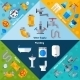 Water Supply Corners - GraphicRiver Item for Sale