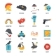 Film Genres Icon Set - GraphicRiver Item for Sale