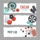 Game Design Banner - GraphicRiver Item for Sale