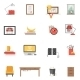 Room Single Icons - GraphicRiver Item for Sale