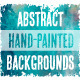 11 Abstract Painted Backgrounds - GraphicRiver Item for Sale