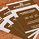 Crown Modern Business Card - GraphicRiver Item for Sale