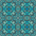 Futuristic Geometric Tech Pattern - PhotoDune Item for Sale