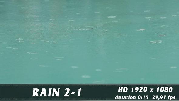 VideoHive Rain 2-1 11584975