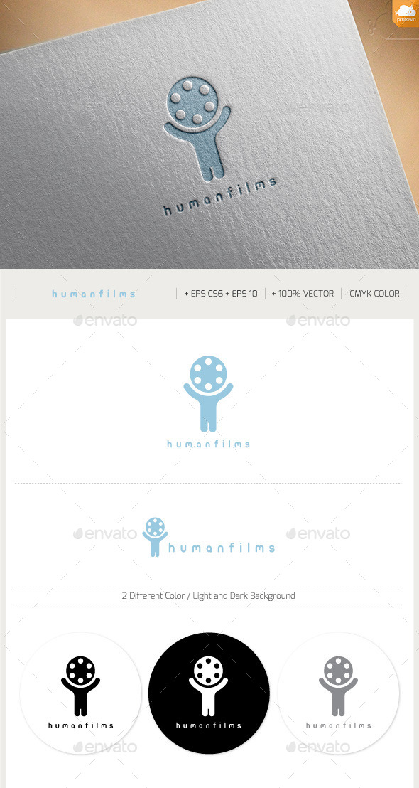 GraphicRiver Humanfilms 11585201